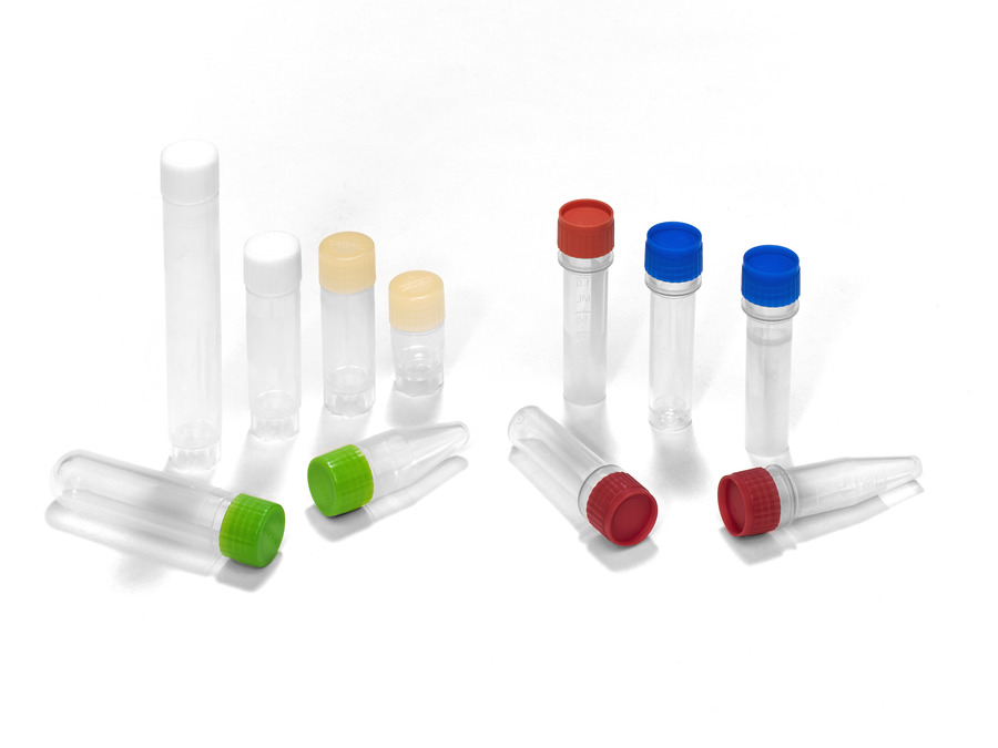 Cryogenic and Small Samples Vials
